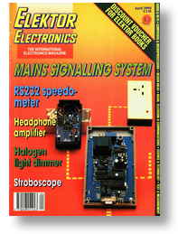 RS232 interface for general-purpose bus