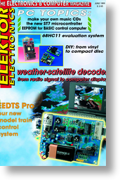 PC-controlled model railway: EEDTS Pro - part 1:
