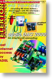 Audio DAC 2000 - part 1: