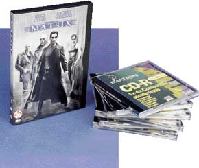 Make your own Mini DVDs