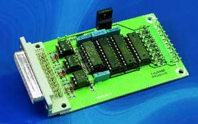 8 Channel D/O Card for RS232