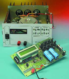 Digital Benchtop Power Supply (1) | Elektor Magazine