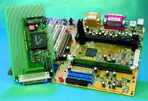 PCI Bus Prototyping Card (2)
