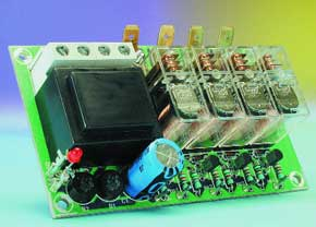 Switchbox for Loudspeakers/Amplifiers