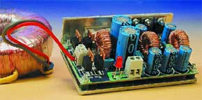 17 V/10 A Switch-Mode Power Supply