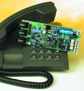 DTMF Remote Telephone Switch