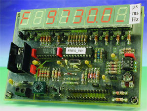 Multifunction Frequency Meter