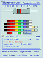 Resistor Colour Band Decoder