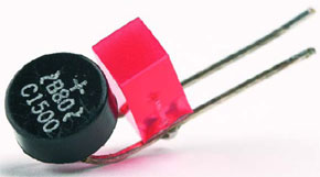Bridge-Rectifier LED Indicator