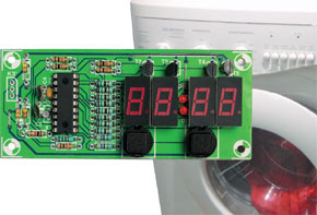 Timer Switch for Washing Machine
