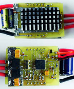 Brushless Motor Controller | Elektor Magazine