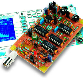 fm stereo test transmitter elektor magazine. Black Bedroom Furniture Sets. Home Design Ideas