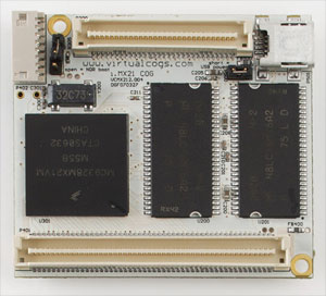 i.MX21 ARM9 Linux-board