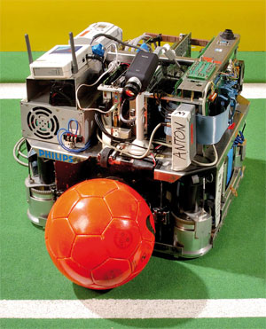 Football with Robots