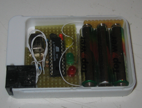 An alternative network cable tester