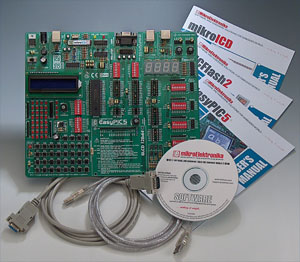 MikroElektronika EasyPIC5 Development System