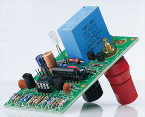Protection system for power amplifiers