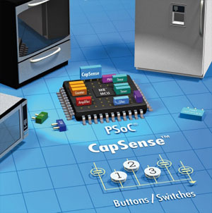 Designing Capacitive Sensing Interfaces for Home Appliances