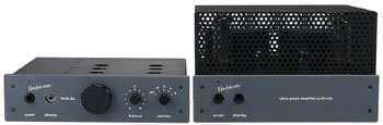 High-End Audio Amplifier Kits