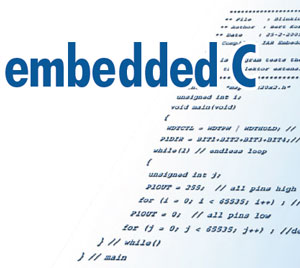Getting started with embedded C, part 1