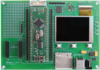 R32C Application Board