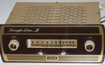 Leak coaxial trough-line VHF FM stereo tuner (1962)