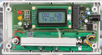 In-vehicle CO2 Meter