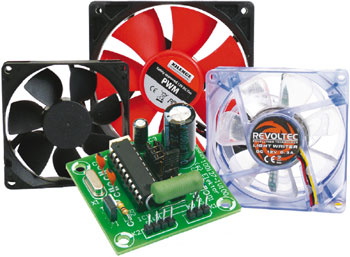 Stroboscopic PC Fan