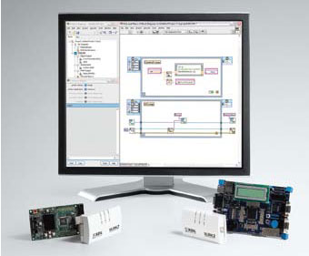 LabVIEW Embedded for ARM µCs