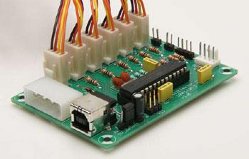 Intelligent PC Fan Controller | Elektor Magazine