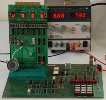 Intersil IM6100 Vintage Dev Kit