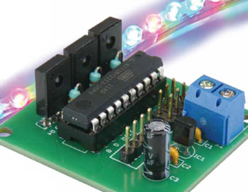 LED Garland Controller