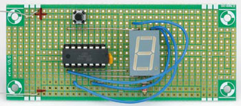 Economical 7-segment Display