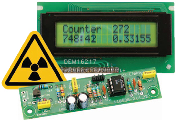 Radiation Meter Reloaded