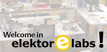 Welcome in Elektor Labs!