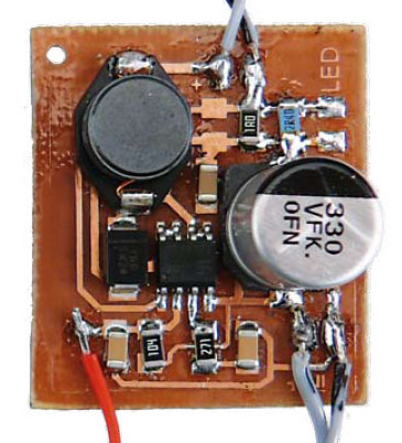 Universal Driver for Power LEDs