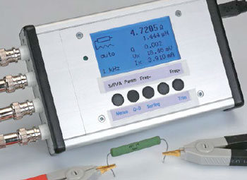 Another Look at Some Specific Points of the 				500 ppm LCR Meter