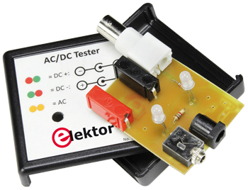 AC-AC & AC-DC Power Adapter Tester