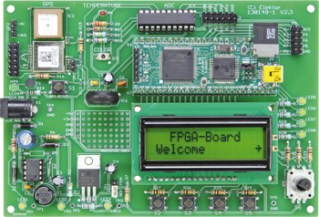 Multi I/O for FPGA Development Board (2)