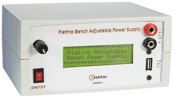 Platino-based Experimenter's Power Supply
