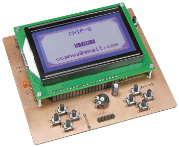 SAME: Chip-8 Video Games Emulator
