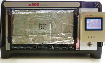 Hack-Your-Own Reflow Oven