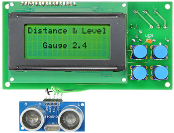Distance and Level Gauge