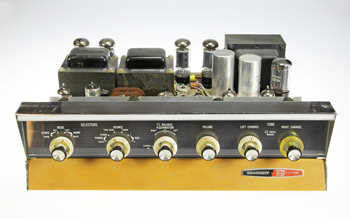 Heathkit AA-100 Tube Amplifier (1960)