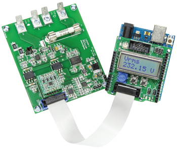 Arduino Solar Meter - Home
