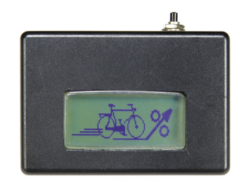 Bike Inclinometer