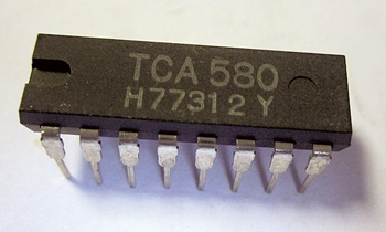 TCA580 Integrated Gyrator