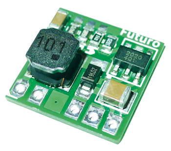 High Efficiency Low-cost 0.5 A/33 V LED Driver Module
