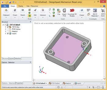 DesignSpark Mechanical CAD Tips & Tricks (1)