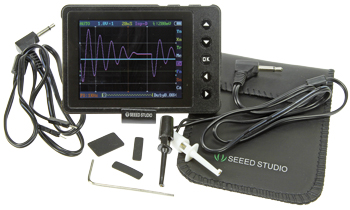 DSO Nano V3 Pocket Oscilloscope